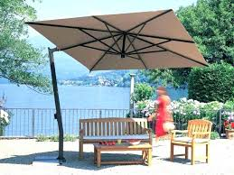 fresh 11 cantilever patio umbrella with base and medium size of cantilever patio umbrella replacement parts