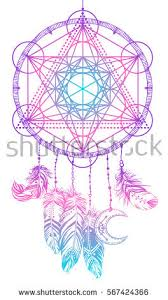 What Native American Tribes Use Dream Catchers Native American Indian Talisman Dream Catcher Stock Vector 24