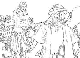 Mary And Joseph Coloring Pages - GetColoringPages.com