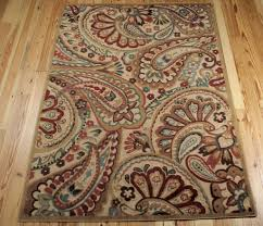 Crate And Barrel Kitchen Rugs Rug Paisley Area Rug Wuqiangco