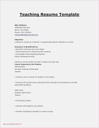 Nanny Job Description Resume Free 54 Nanny Resume Template