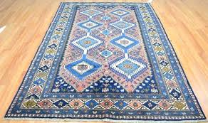 area rugs fine rare authentic tribal handmade wool rug 4 x 8 contemporary hand knotted
