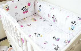 minnie mouse crib sheets mickey mouse infant crib bedclothes baby crib sheets mickey mouse baby crib