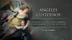 Santoral de hoy 2 de octubre: Ángeles Custodios
