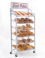 Bakery Display Stands Bakery Stands Retail Storage Racks And Restaurant Supplies 80