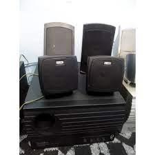 Bộ Loa vi tính soundmax A4000 Bass mạnh Đã qua sử dụng-tặng jack 3.5 loại  tốt