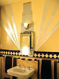 Art deco bathroom furniture Inspired Art Deco Bathroom Furniture The Art Wall Mural Art Deco Bathroom Furniture Uk Eileendcrowley Art Deco Bathroom Furniture The Art Wall Mural Art Deco Bathroom
