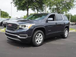 2018 gmc suv. exellent gmc new 2018 gmc acadia sle1 4dr suv and gmc suv