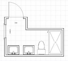 bathroom design layout. Beautiful Small Bathroom Blueprints Design Layouts With Regard To Layout E