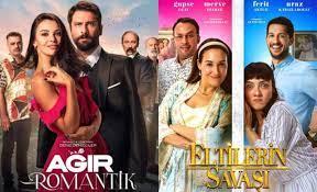 Eltilerin Savaşı ve Ağır Romantik ilk kez Show TV'de