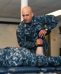 Navy Cool Summary - Hm - Physical Therapy Technician