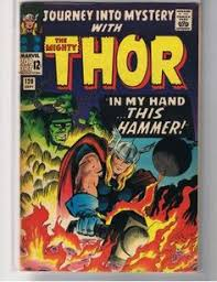 journey into mystery with the mighty thor 120 stan lee and jack kirby
