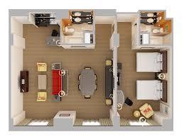 Plain Orlando 2 Bedroom Suite 26