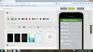 Build a Mobile App with Como DIY App ...