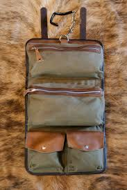 leather toiletry bag for men mens dopp kit buffalo jackson