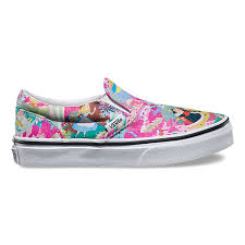 vans shoes 2016 for girls. kids disney slip-on | shop girls shoes at vans 2016 for e