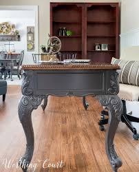 painted office furniture. Office Desk With Painted Legs || Worthing Court Furniture