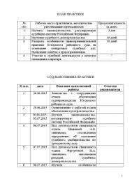 Отчет о производственной преддипломной практике Югорский  Отчёт по практике Отчет о производственной преддипломной практике Югорский районный суд 5