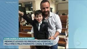 Balanço Geral - Balanço Geral: Garoto de 4 anos morre após ser levado ao  hospital com dificuldades para respirar