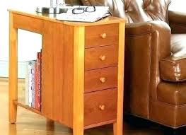 image of accent table with drawers narrow narrow zhuxing better homes gardens round accent table
