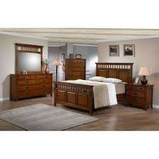 Sadona 5 Piece Bedroom Suite (King Bed, Dresser, Mirror, Chest And