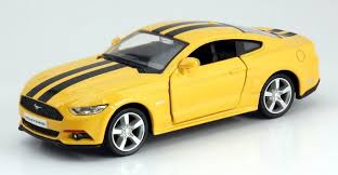 <b>Машинка Uni</b>-<b>Fortune</b> Toys RMZ City Ford 2015 Mustang, масштаб ...