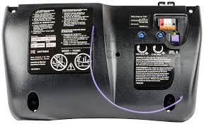 garage door opener circuit board