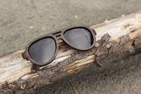 wooden sunglasses image