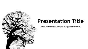 Free Mental Health Powerpoint Template Prezentr Ppt Templates