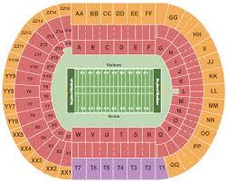 Charlotte 49ers Football Seating Chart Tennessee Volunteers Vs North Carolina Charlotte 49ers
