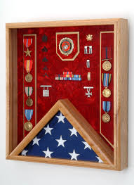 burial flag shadow box. Plain Shadow Fireman Flag And Medal Display Case Shadow Box On Burial D