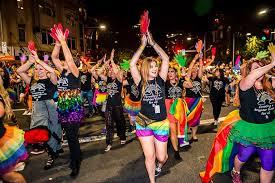 Gay mardi gras in sydney