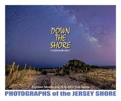 Down The Shore New Jersey Shore Calendar 2017 Down The