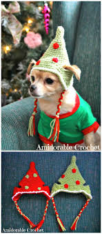 Crochet Dog Hat Pattern Extraordinary 48 Free Crochet Patterns For Pets To Make Their Life Easier DIY