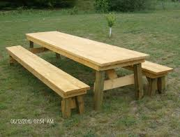 large size of bench table pretty table and bench plans sweet your own dining table