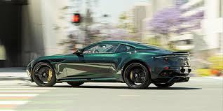 2020 Aston Martin Dbs Superleggera Is A Graceful Rocket