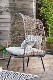next keral rattan garden chair