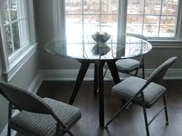 dining set round kitchen table and chairs crate barrel room banquette seating marble folding narrow rug