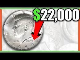 The Rarest 1964 Kennedy Half Dollar Sells For 47 000 00