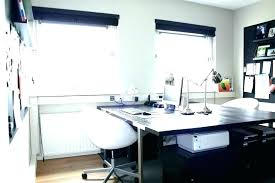 used home office desks. Home Office With Two Desks Kids Desk For 2 Sided Within Amazing Used