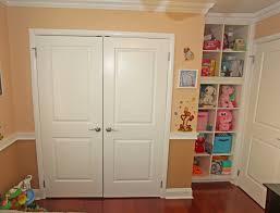 kids room Furniture Amazing Folding Closet Doors For Smart