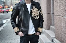 balmain embroidered leather jacket top most expensive jackets in the world 2018 expensive jackets