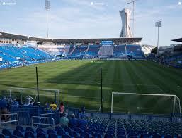 Saputo Stadium Section 113 Seat Views Seatgeek