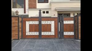 Modern Homes Main Entrance Gate Designs Modern Gate Designs 2018 Latest Main Gate Design Lak Productions