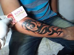 Rock Tattoo Sahiba Beauty Saloon Jalandhar Tattoo Artists In