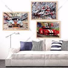 Race Car Room Decor Online Get Cheap Race Car Pictures Aliexpresscom Alibaba Group