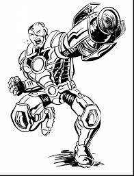 Small Picture amazing cyborg dc comics coloring pages with teen titans coloring