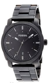 additional flat 30% off on fossil men and women watches at amazon w3 buy now this black colored fossil watch
