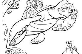 Alla Ricerca Di Nemo Disegni Da Colorare