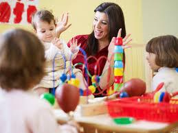 воспитатель детсада